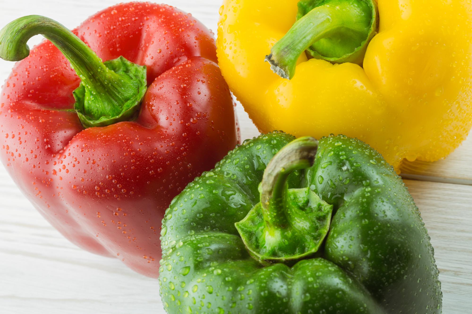Красный, желтый и зеленый: какой болгарский перец полезнее?