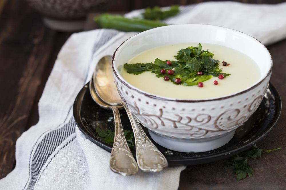 суп на молоке рецепт видео