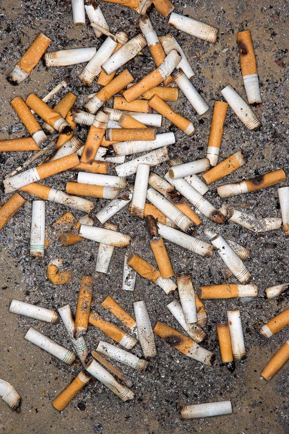 Почему нужно бросать курить