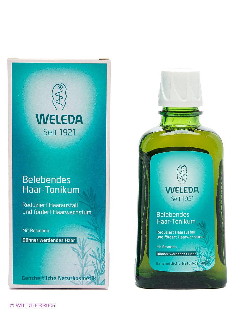 Укрепляющий тоник для волос Weleda, 320 грн