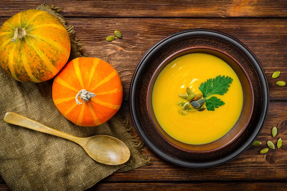 свекольный суп с фасолью рецепт