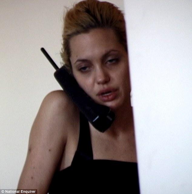 Скандальное Видео Анджелины Джоли