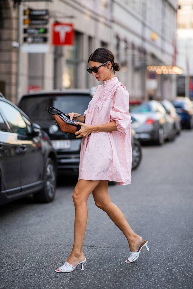 Модные платья для жаркой погоды на лето 2020