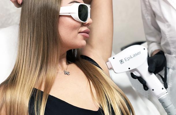 3D лазерная эпиляция в Киеве по горячей цене