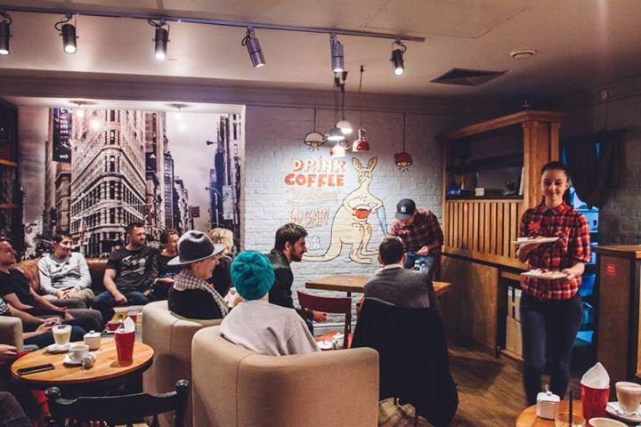Где позавтракать в Киеве: Кофейня Чашка