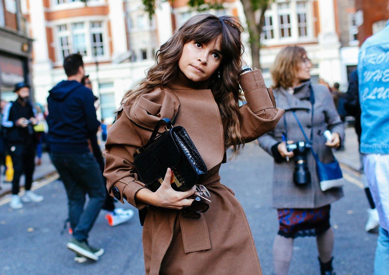 Мирослава Дума на Недели моды в Лондоне