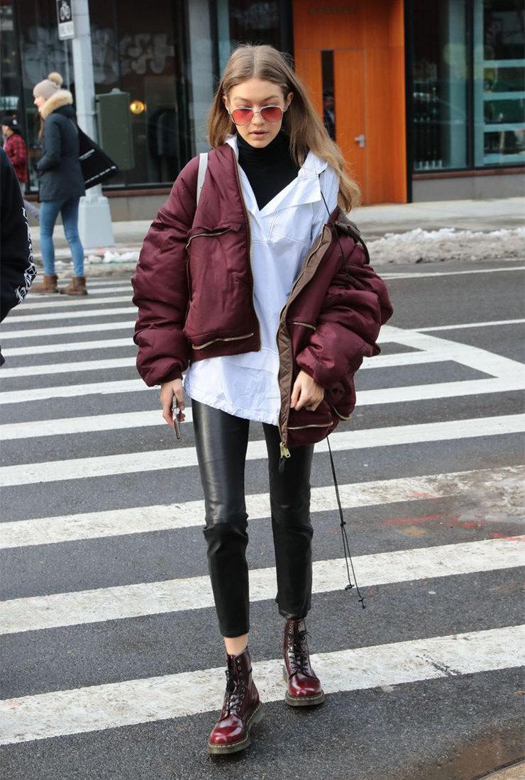 Стильная верхняя одежда на зиму 2019-2020: куртка