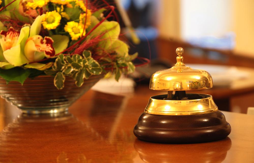 В новогодний период можно забронировать номер в отеле со скидкой