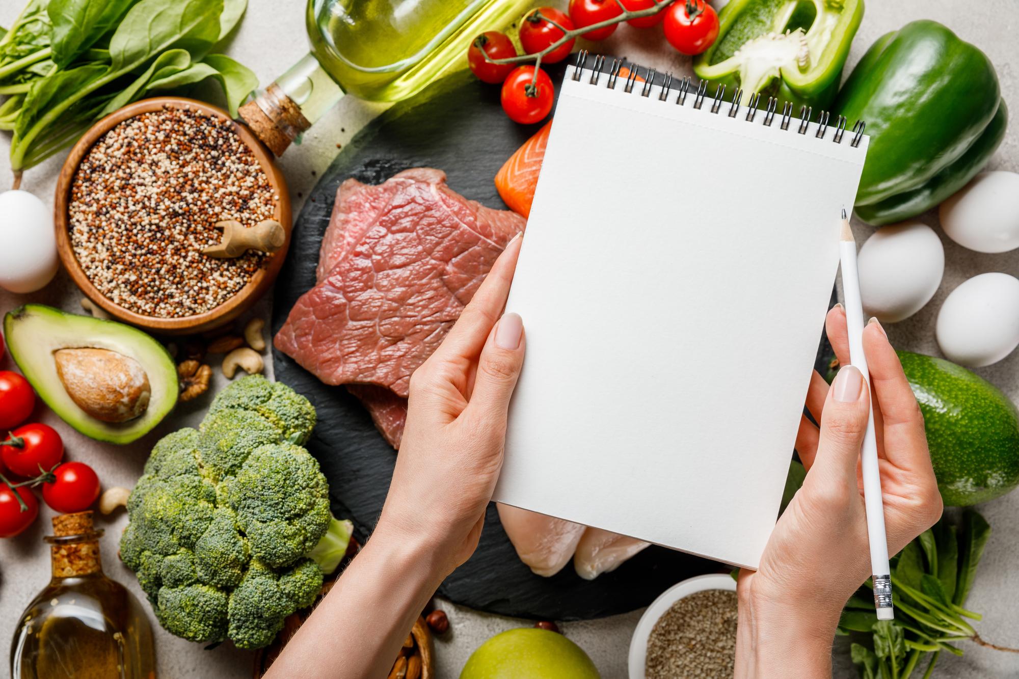 Здоровая потеря веса - советы диетолога
