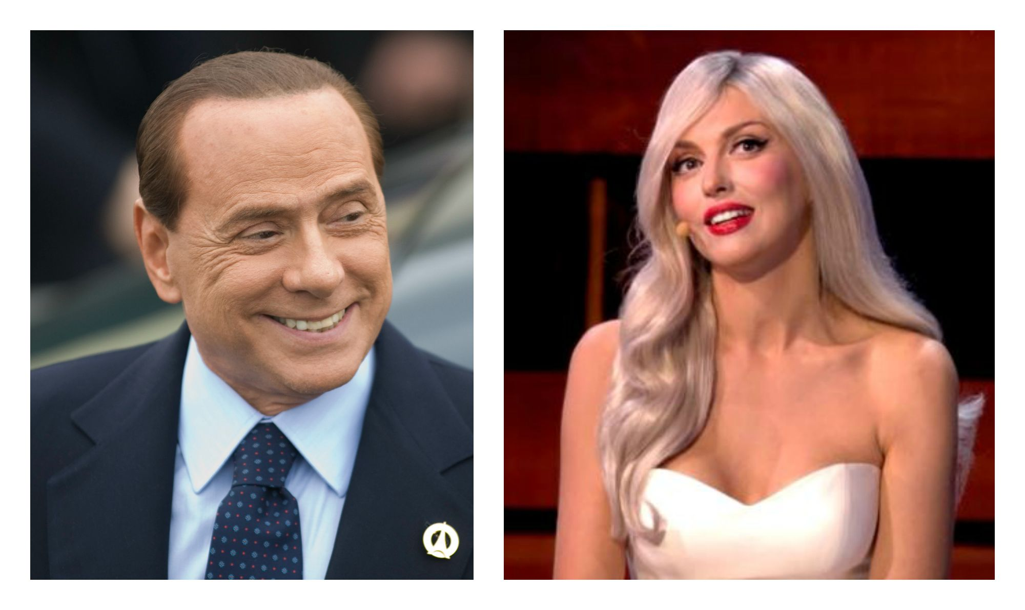 Берлускони и Полякова