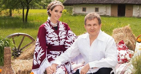 Катя Осадчая устроила вечеринку со звездами