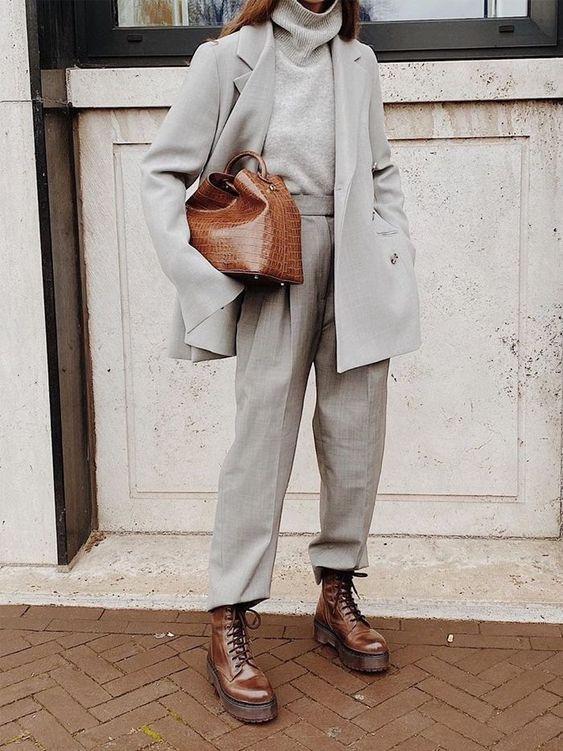 10 самых модных брючных костюмов этой весны