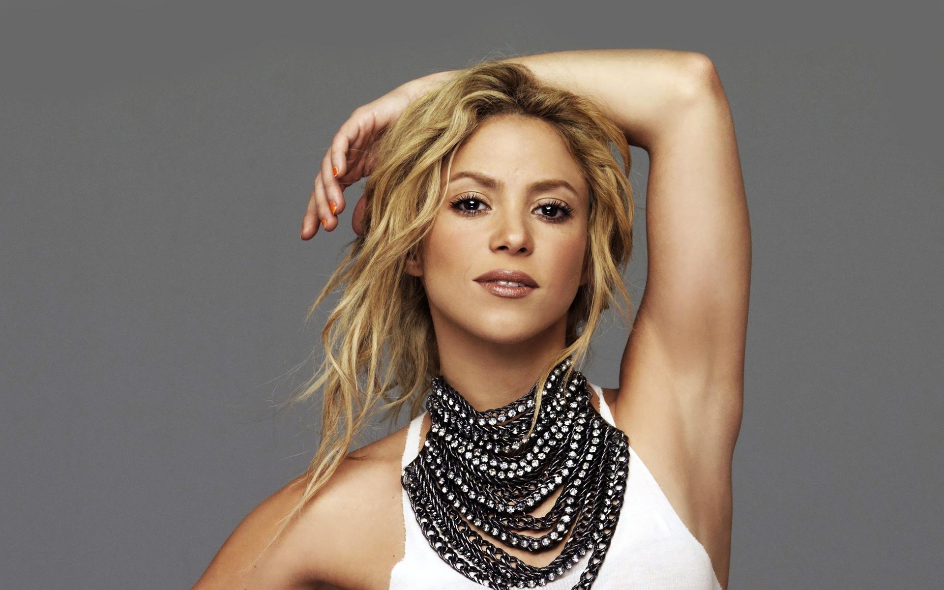 Колумбийская певица Шакира