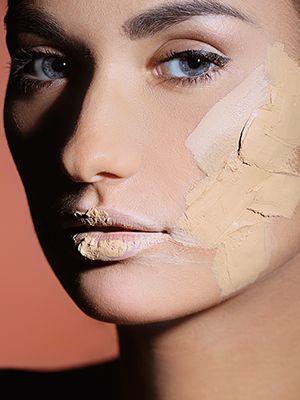 Многослойность и эффект маски - неправильный подход в макияже