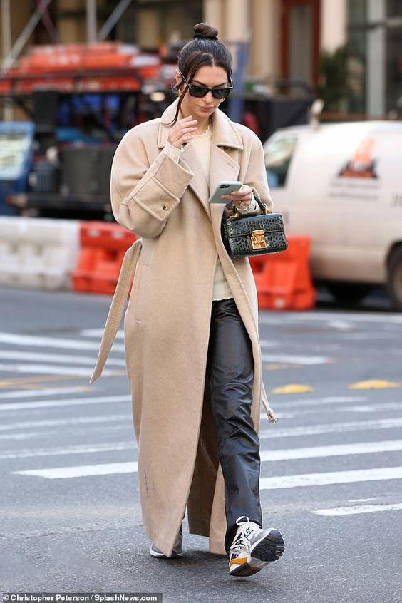 Модные приемы: как одеться в стиле спорт-шик этой зимой