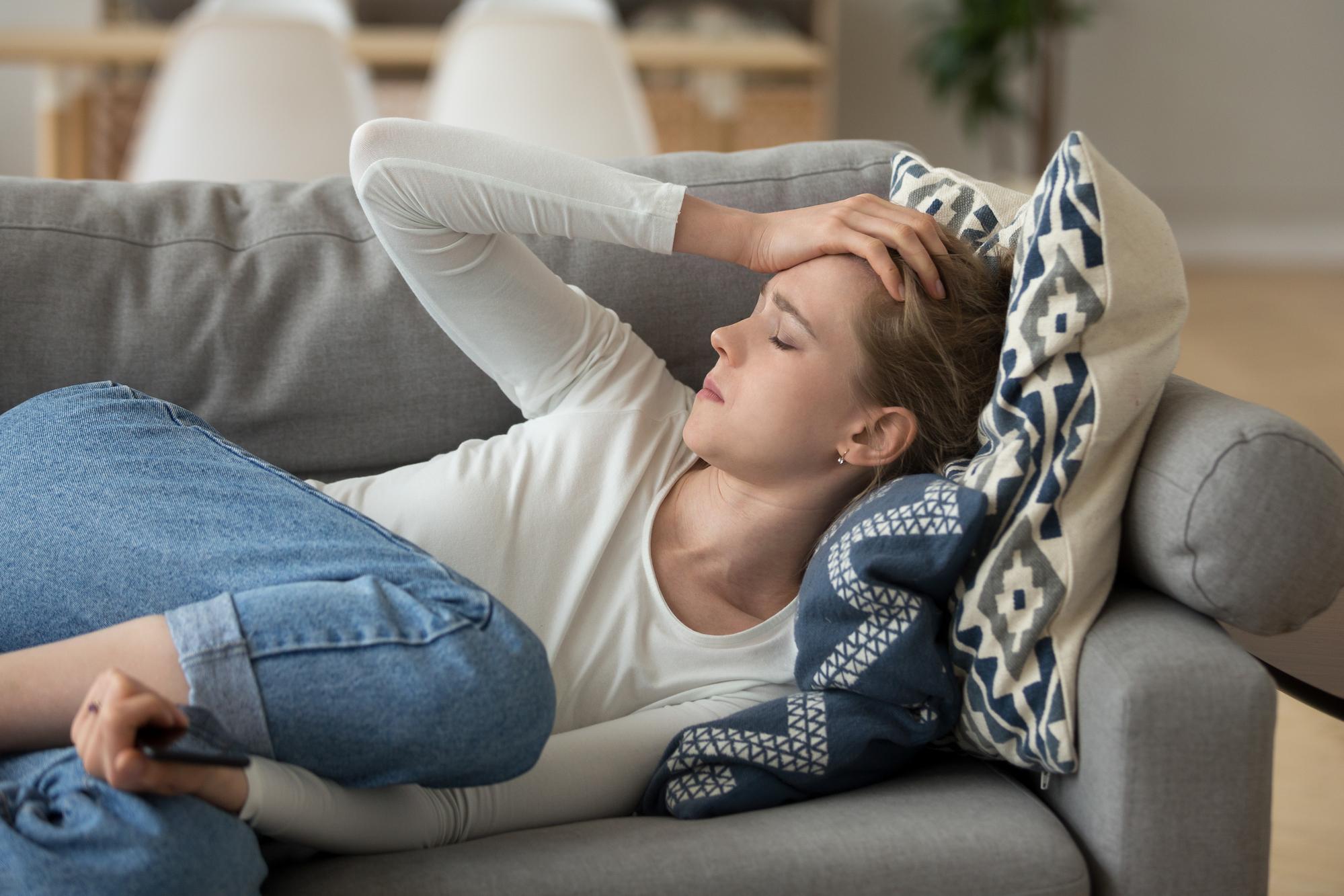 Боли в животе : О чем они сигнализируют