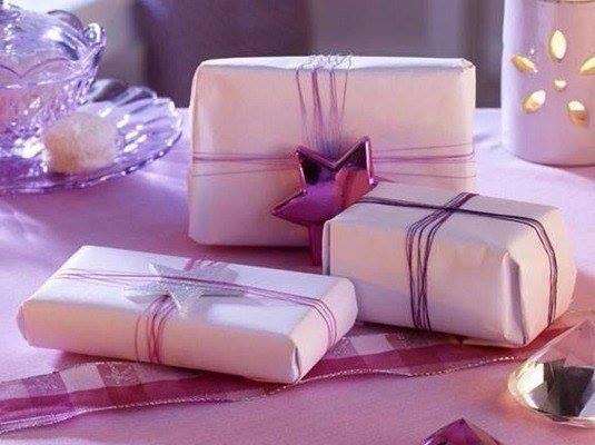 На Старый Новый год принято дарить подарки