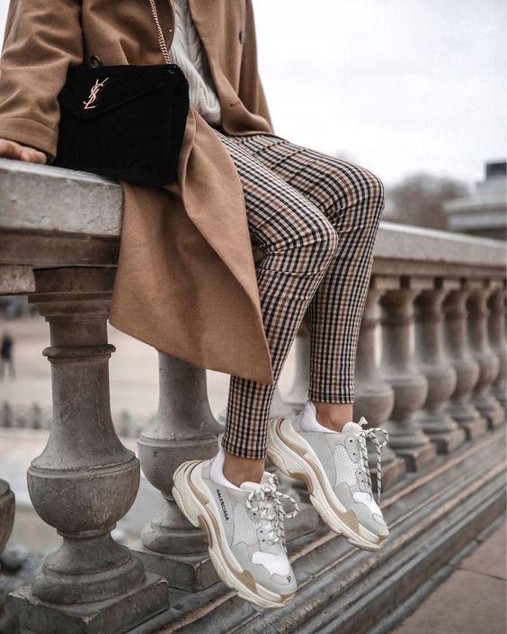 Модные кроссовки весна 2021