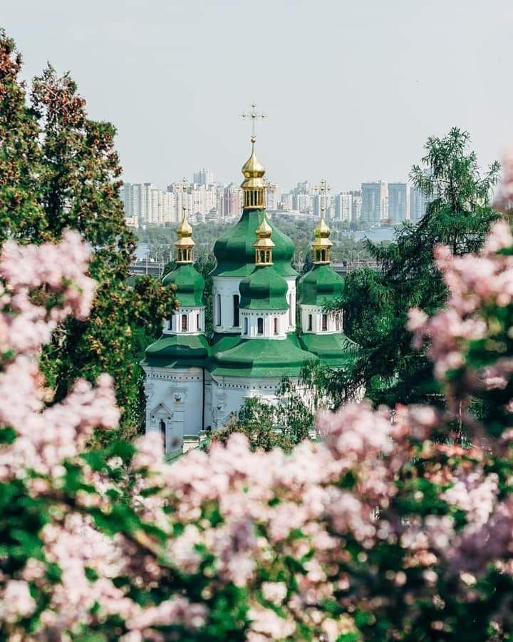 Романтичный Киев: ТОП-5 мест для свидания