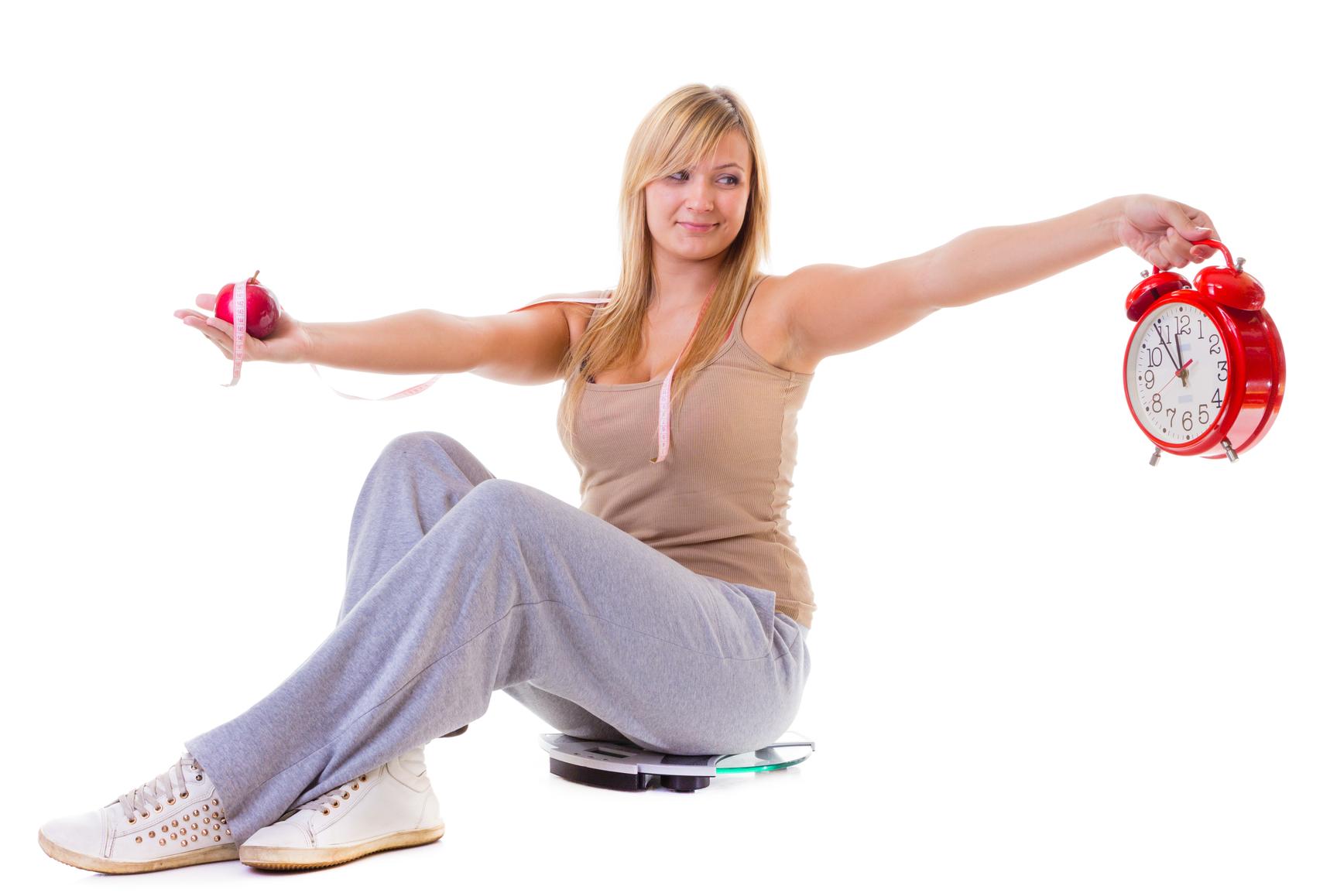как похудеть бегая по вечерам