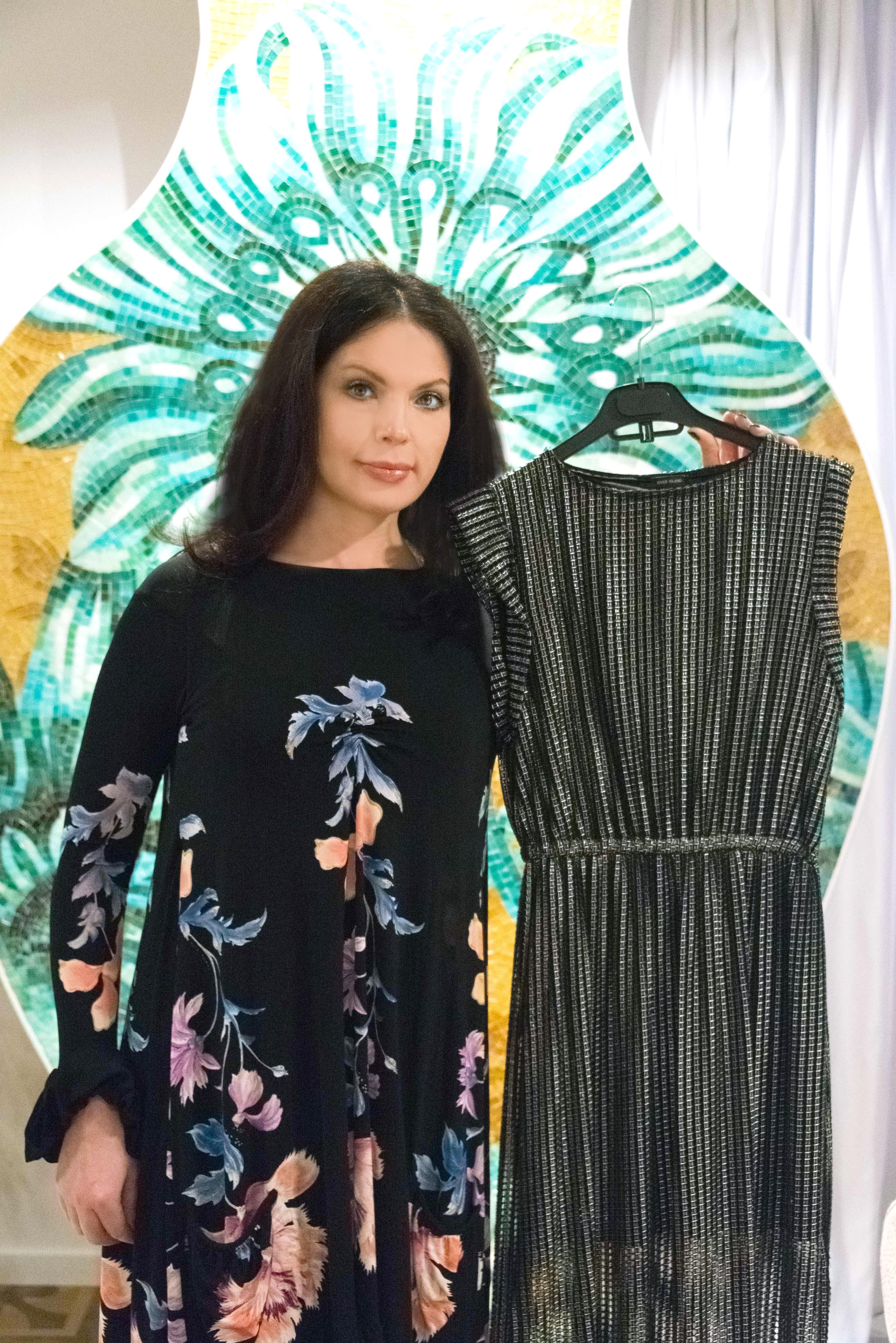 Выиграй платье от Влады Литовченко на Новый год
