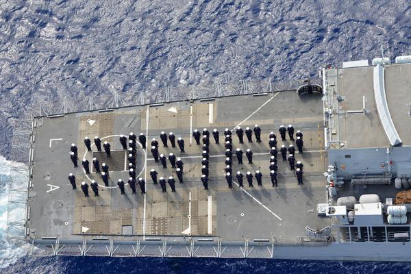 Королевский флот поздравил Кейт Миддлтон с рождением ребенка
