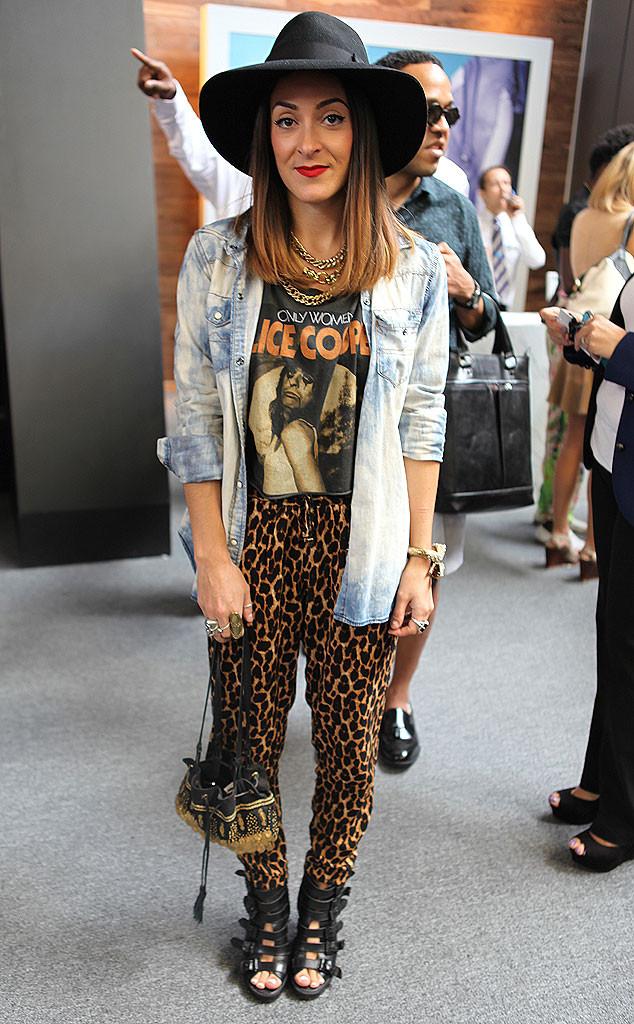 Модные блогеры собрались на NYFW 2014