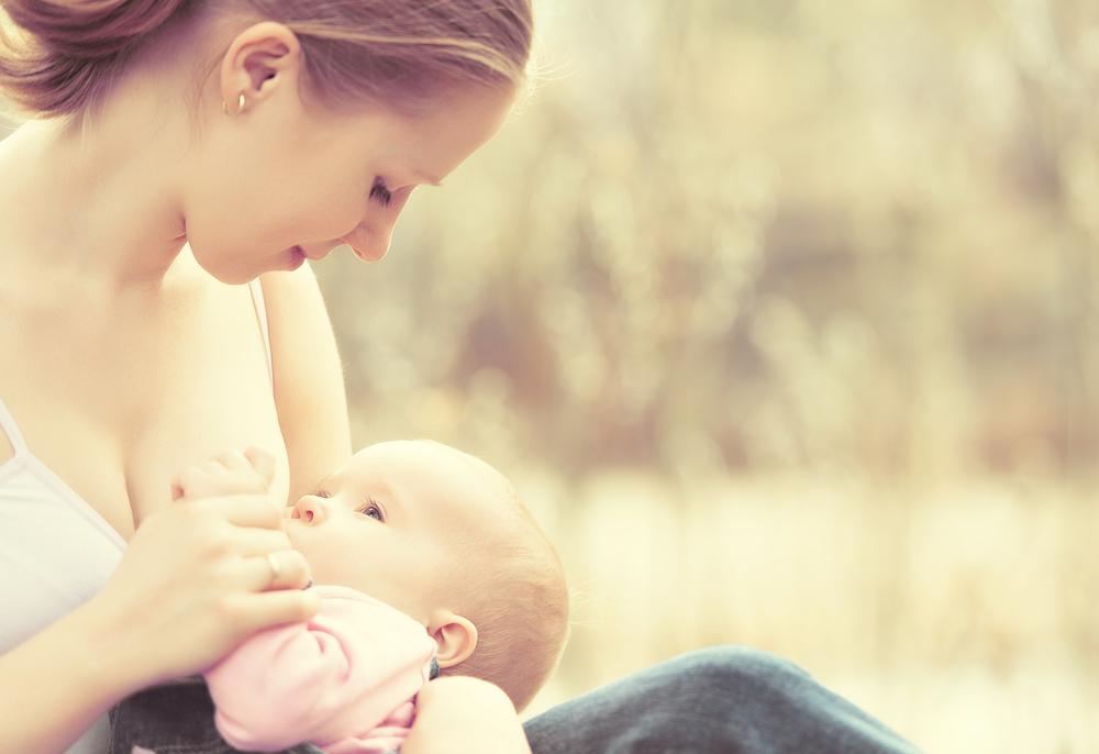 Молоко матери влияет на поведение малыша в будущем