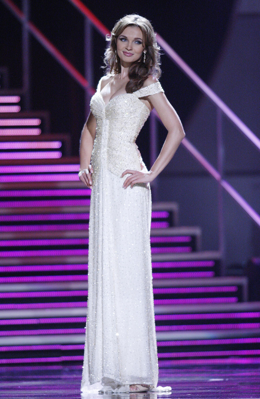 Мисс Украина Вселенная 2010 Анна Пославская
