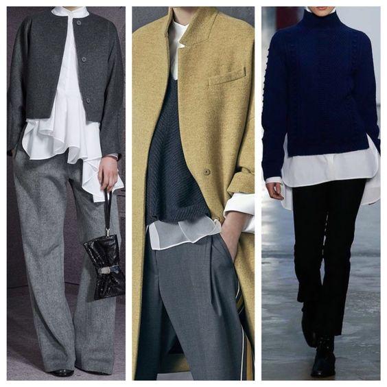 Многослойность одежды - особенность итальянского стиля