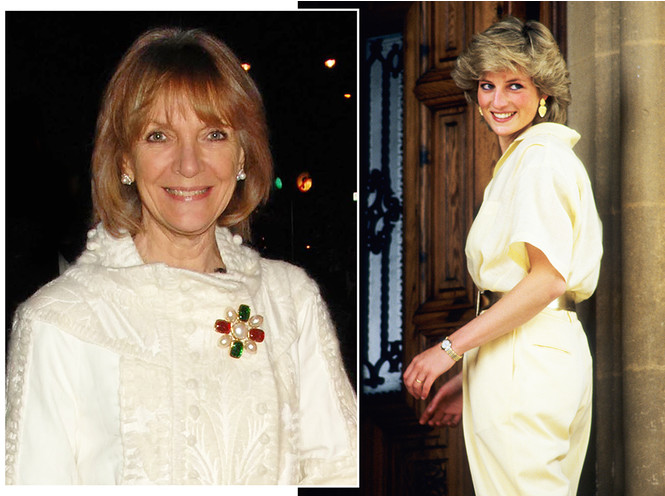 Анна Харви сыграла решающую роль в идентификации стиля молодой принцессы