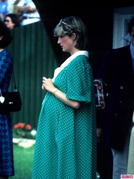 Принцесса диана была беременная 747