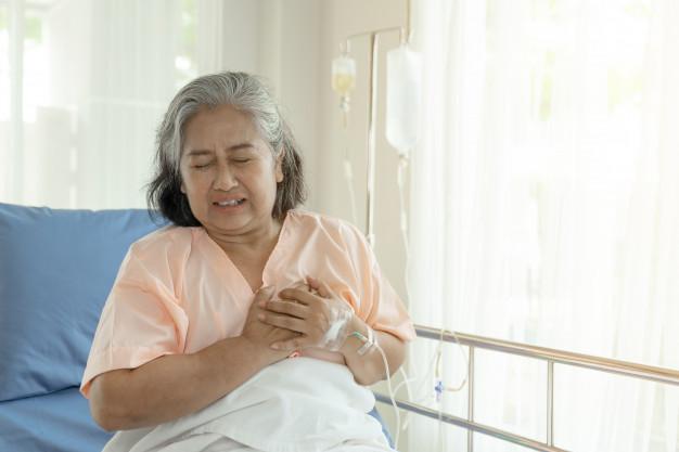 Названы предупреждающие признаки инфаркта