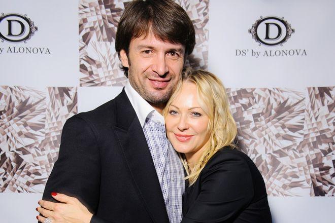 Александр Шовковский и Ольга Аленова