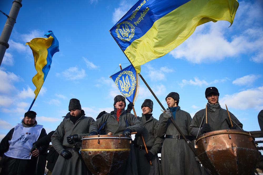 День Соборности Украины - лучшие поздравления в стихах и прозе