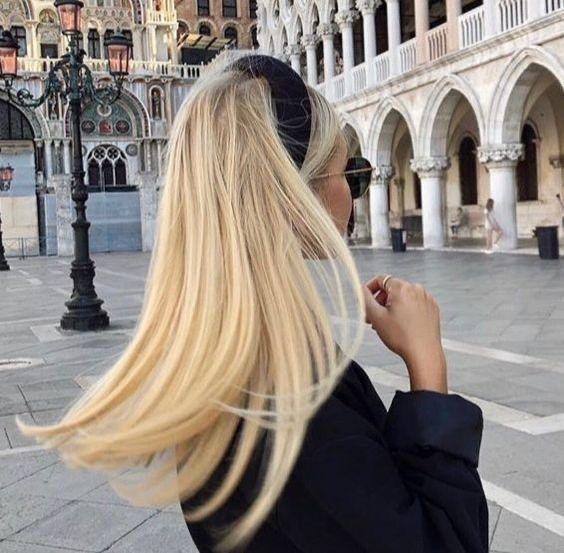 Максимальный блонд