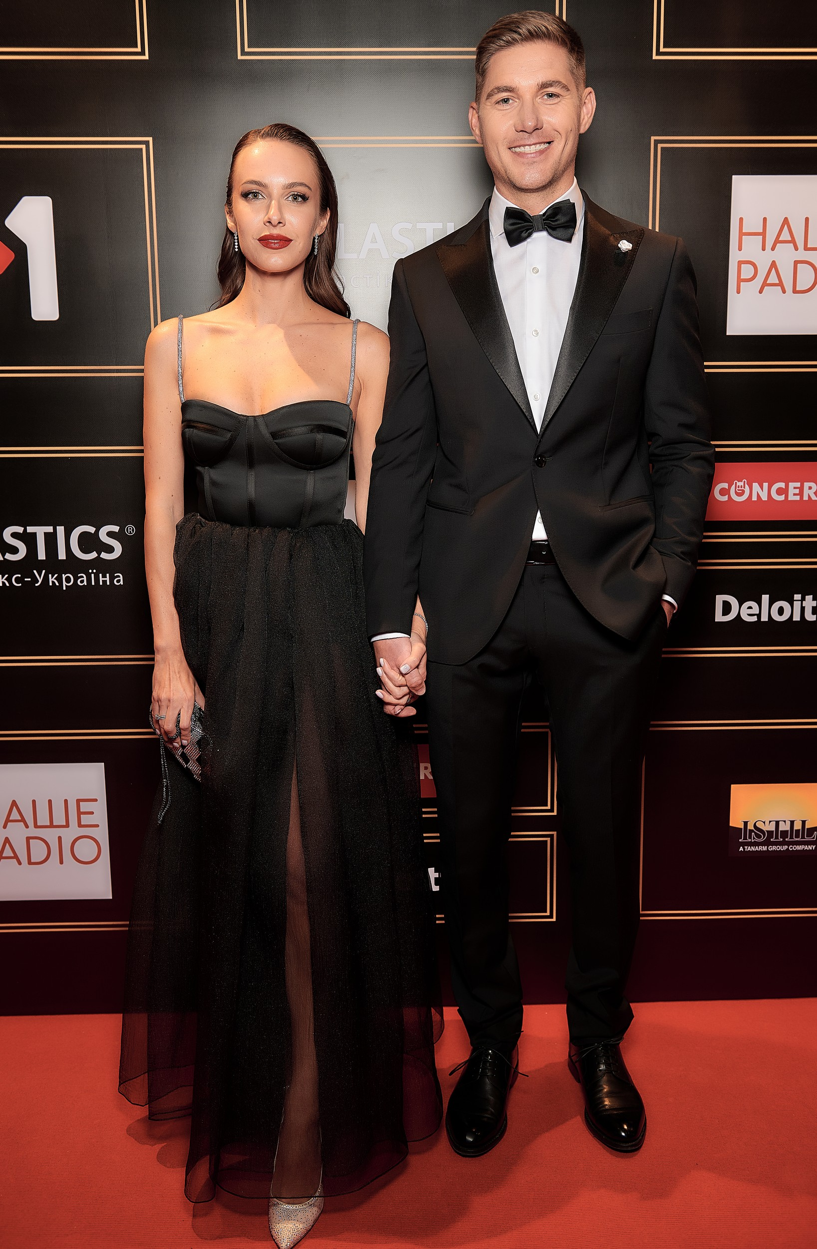 Владимир и Кристина Остапчук на YUNA-2021