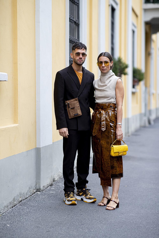 Весенние образы в самом модном -