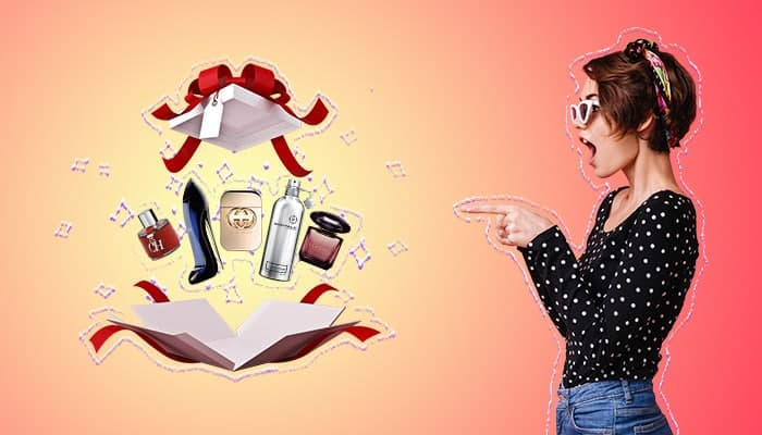 Женская парфюмерия как идеальный подарок на 8 марта