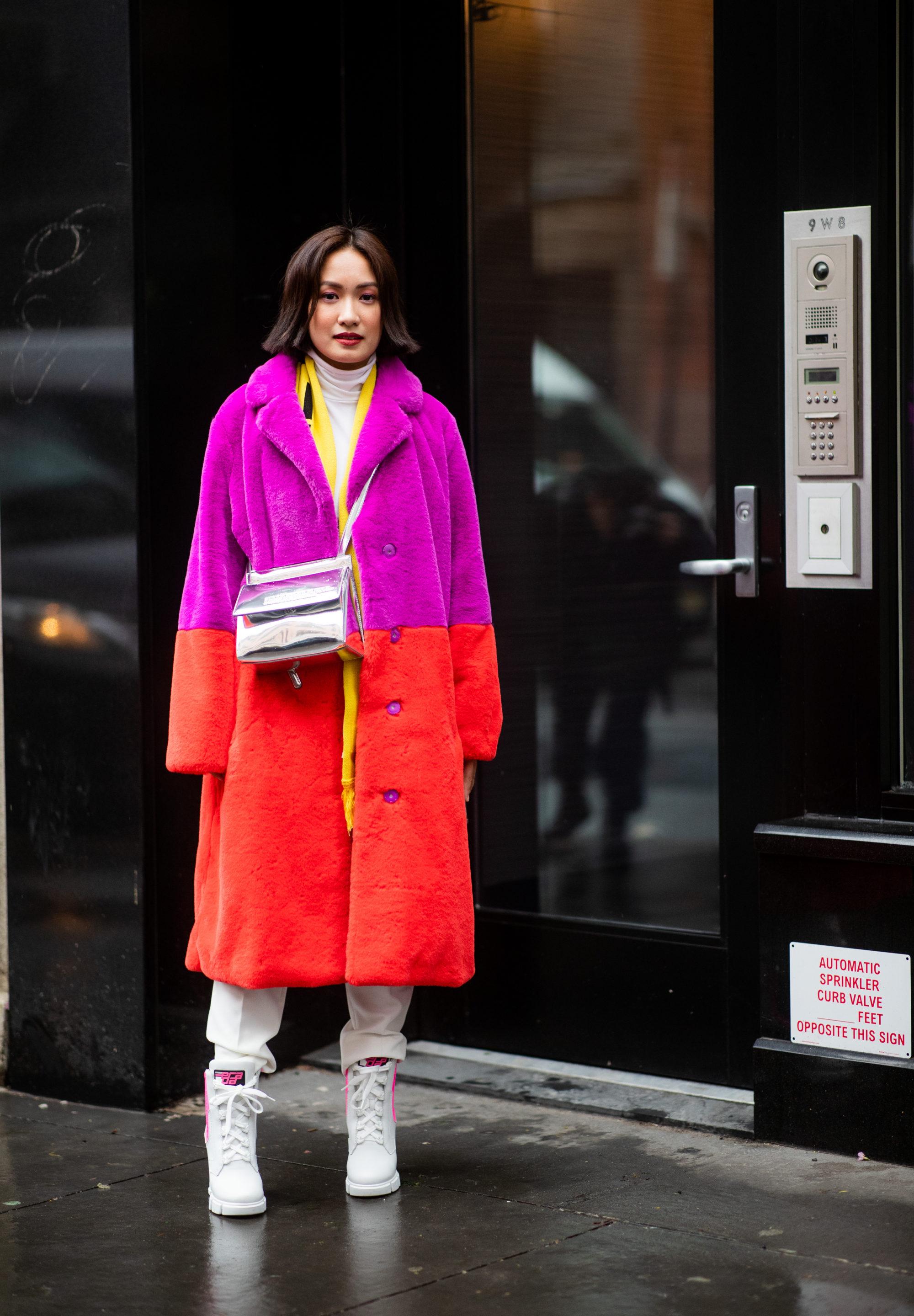 ТОП-10 трендов уличной моды 2019 года: Неон