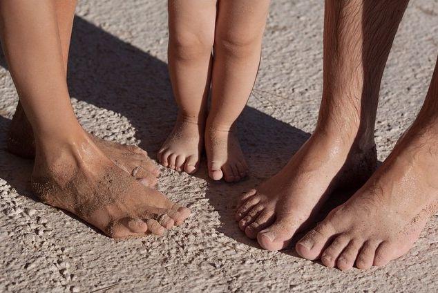 Кристина Асмус вместе с мужем и дочкой отдохнули в Испании
