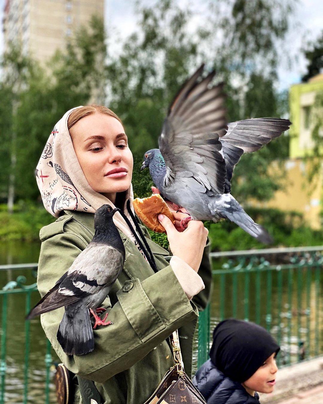 Секретность?: Слава Каминская призналась, почему не живет с новым бойфрендом