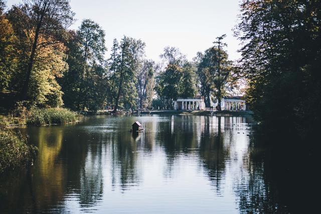 Александрия - старейший парк Украины