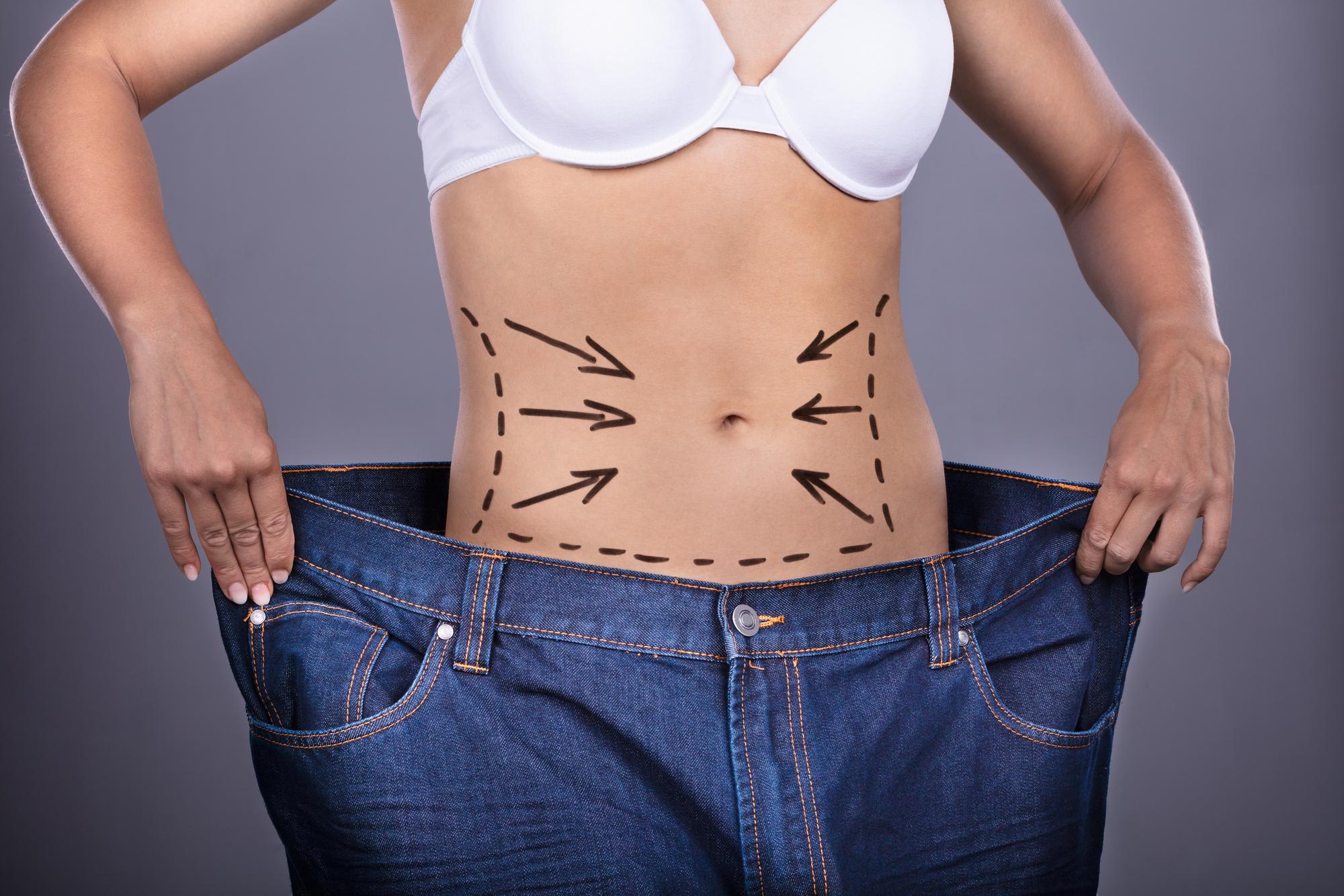 Как похудеть после 40 лет