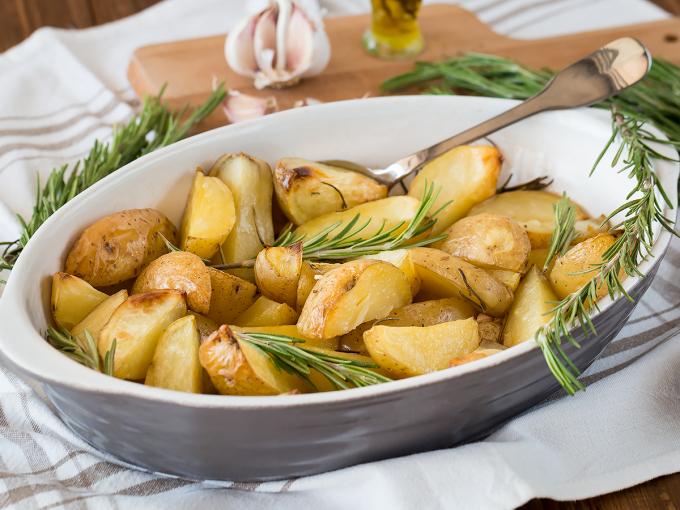 Что приготовить из молодого картофеля?