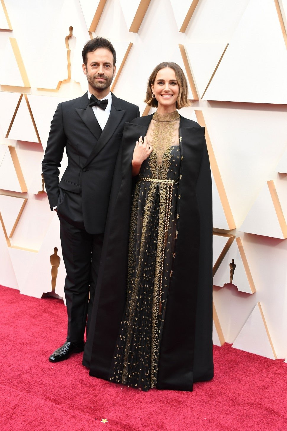 Натали Портман в Dior на Оскаре 2020