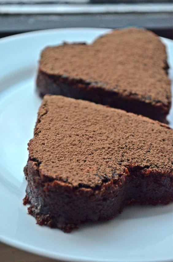 Шоколадные брауни на День Святого Валентина: актуальный рецепт
