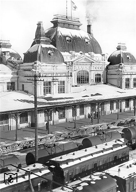 ТОП-5 самых красивых и архитектурных вокзалов Украины