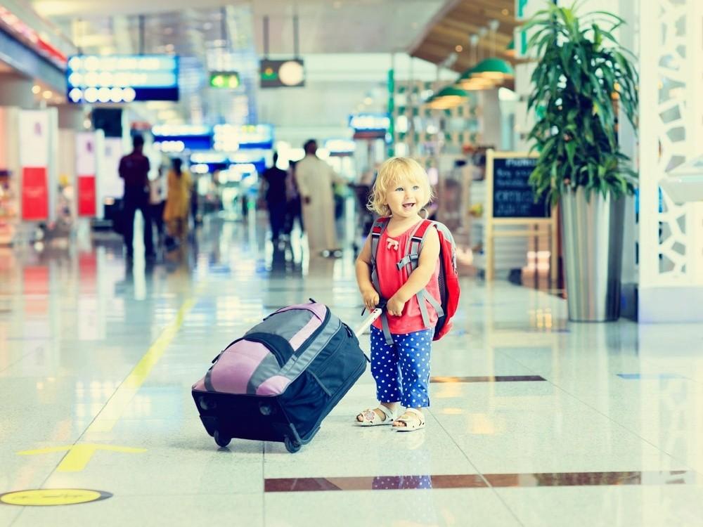 Миграционная служба Украины прекратила изготовление проездных документов для детей, а также их внесение в загранпаспорта отца или матери