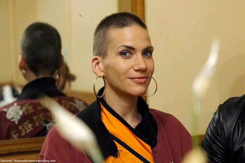 Певица Саша Соколова